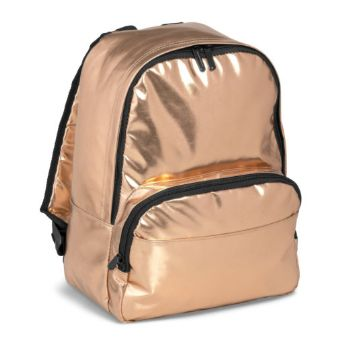 PVC Backpack - Rose Gold